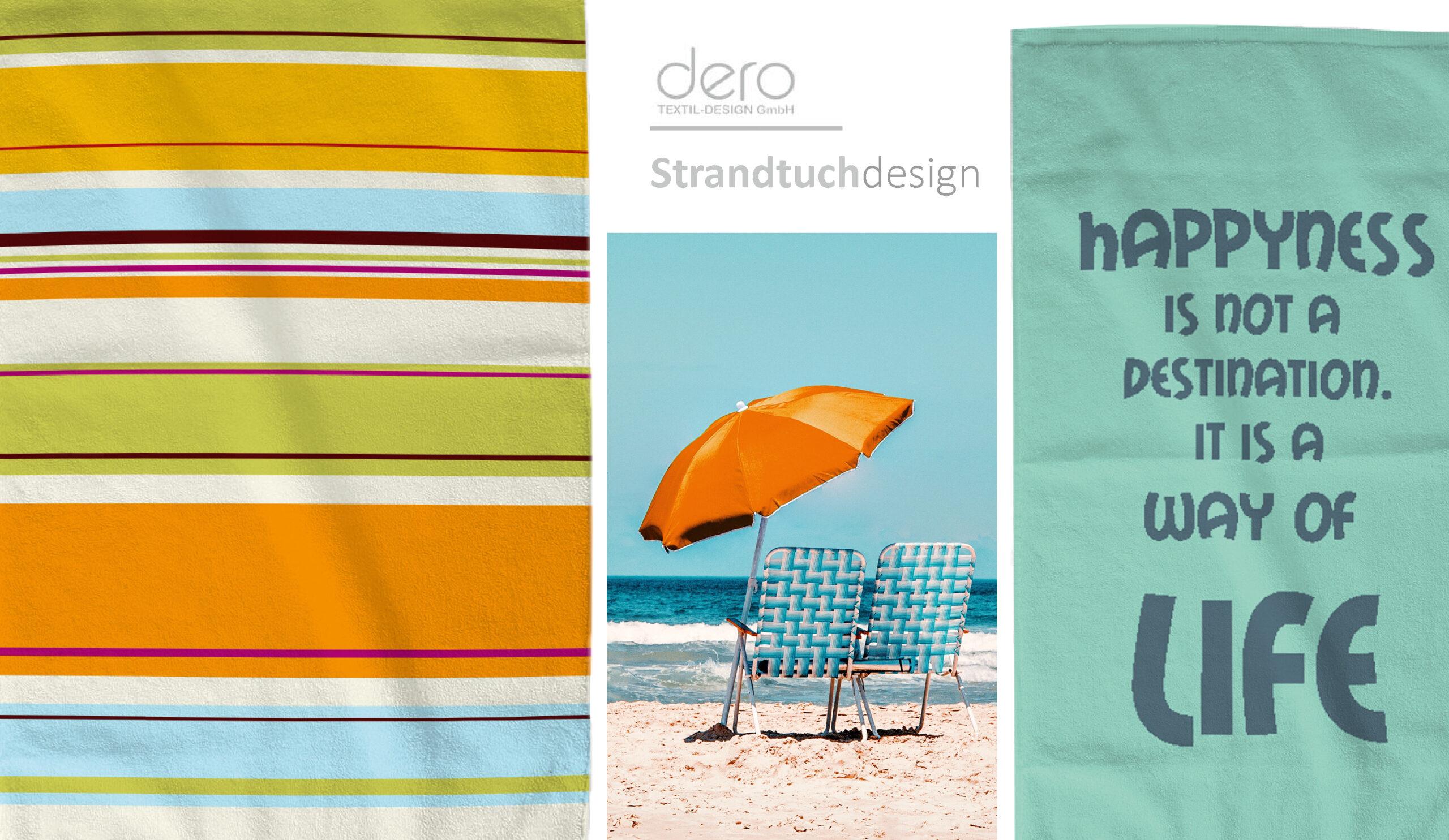 Handtücher Textildesign