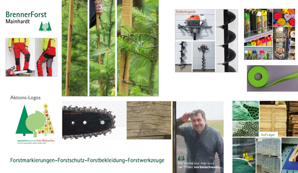 Logos / Plakate / Produktfotos / Flyer / Postkarten